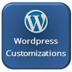 WordPress (CMS) Customizations